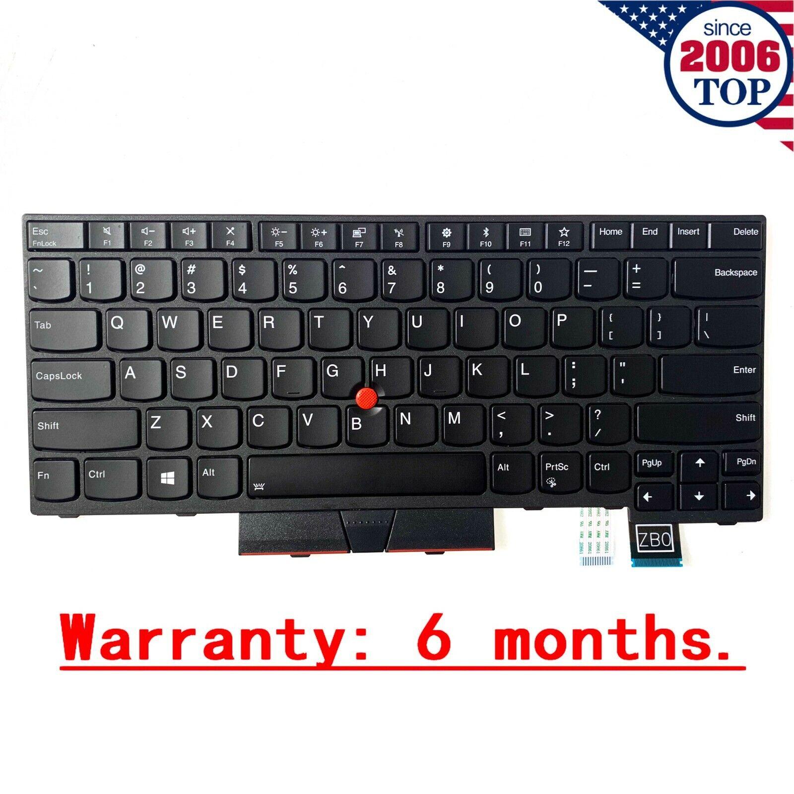 US Keyboard Backlit for Lenovo ThinkPad T470 T480 01AX487 01AX528 01AX569 01AX52