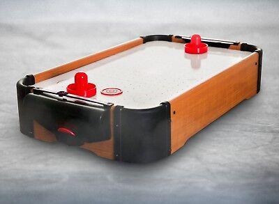 Tabella Retrò Hockey Da Tavolo In Legno Mini Desktop Arcade Game Regalo Di Natale Adulto Bambino Giocattolo-mostra Il Titolo Originale