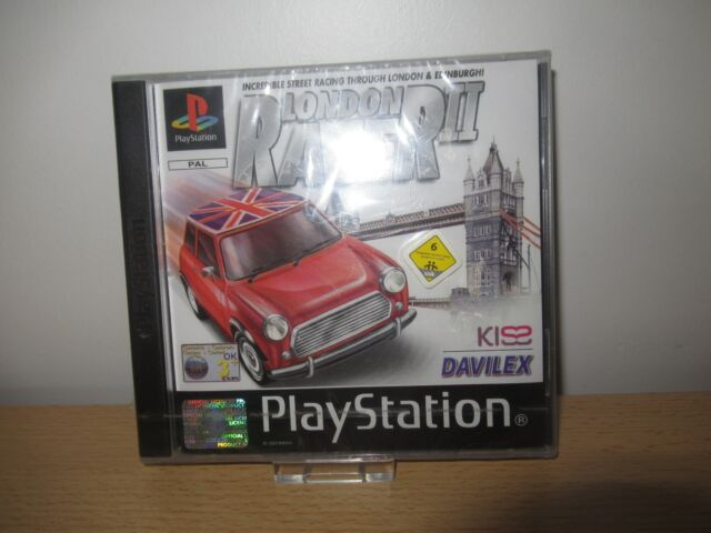 London Racer 2 Playstation 1  Ps1 New Factory Sealed pal
