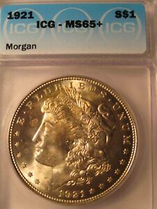 1921-MORGAN-SILVER-DOLLAR-MS65-ICG