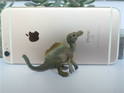 PNSO Small Spinosaurus Model Spino Dinosaur Figure Animal Collector Kid Gift Toy