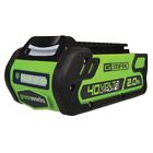 GreenWorks 29462 G-MAX 40V 2.0 AH Lithium-Ion Battery