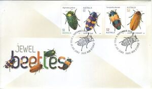 2016-FDC-Australia-Jewel-Beetles-Beetle-PictFDI-034-JEWELLS-034