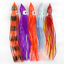 Lot 50//Bag Octopus Squid Fishing Skirts Lures Baits Saltwater Soft Mixed Colors