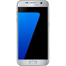 Samsung Galaxy S7 32GB GSM Unlocked 4G LTE QuadCore 12MP Smartphone - Silver