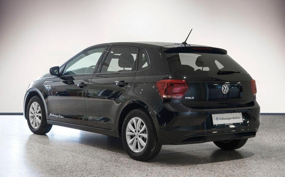 VW Polo 1,0 TSi 115 Highline Benzin modelår 2018 km 27000