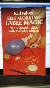 Karl-Fulves-Self-Working-Table-Magic-97-Foolproof-Tricks-with-Everyday-Objects