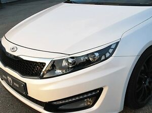 Eye-Line-Head-Light-Cover-for-Kia-All-New-OPTIMA-2010-2013-w-Tracking-No