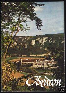 tour-Broschuere-Abtei-und-Wallfahrtskirche-Beuron-1969