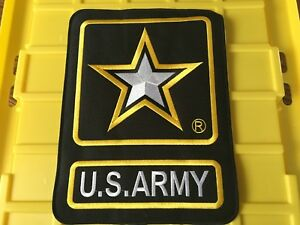 US-ARMY-LOGO-BACK-PATCH-FOR-JACKET-VEST-OR-TO-FRAME-MEASURES-9-X-12-INCHES