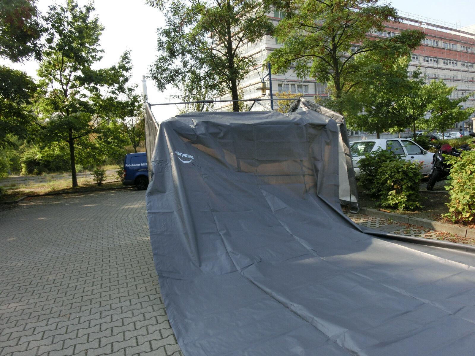 Recambio plane casa forma techo lona Shelterlogic weidezelt  s  3m x 3m x 2,45m