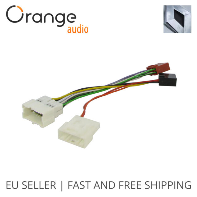 Wiring Harness Adapter For Renault Twingo 2012