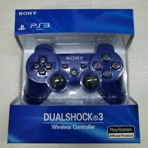 PS3 wireless DualShock 3 CONTROLLER JOYSTICK GAMEPAD Blu per PlayStation 3