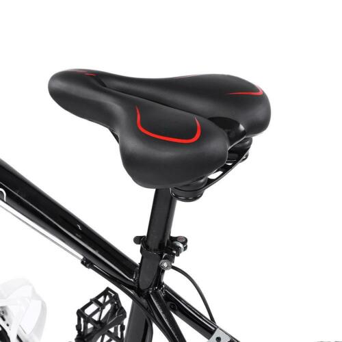 Mountain Bike Bicycle Soft Pad Saddle Seat Ultra-light Sporty Shock Absorption