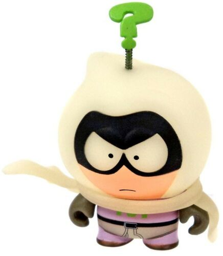 The Fractured But Whole Mysterion Mini Figure Glow in the Dark Loose