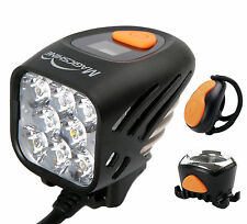Magicshine MJ-908 MTB Front and Taillight Set | 8000 Lumens Max Output