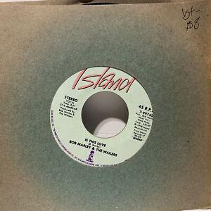 Bob-Marley-Wailers-Is-This-Love-Island-7-99740-VG-Reggae-45