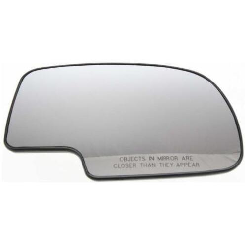 New Mirror Glass for Chevrolet Silverado 1500 1999-2006