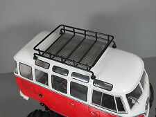Universal Crawler Luggage Roof Rack Tray Tamiya HPI Kyosho 1/10 R/C Truck CR-01