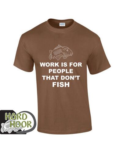 Carp Fishing T shirt mens Carp Fishing Bank Lake clothing Boilie pop ups style 4