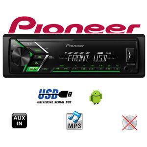 Pioneer Mvh-s100ubg - 1din Autoradio