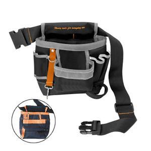 Multi-use Tool Set Bag Pocket Electrician Waist Screwdriver Utility Belt Pouch