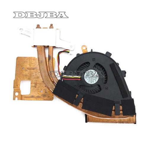 New CPU Fan With Heatsink For Sony Vaio VPCZ1 VPCZ11 VPCZ12 VPCZ13 MCF-528PAM05