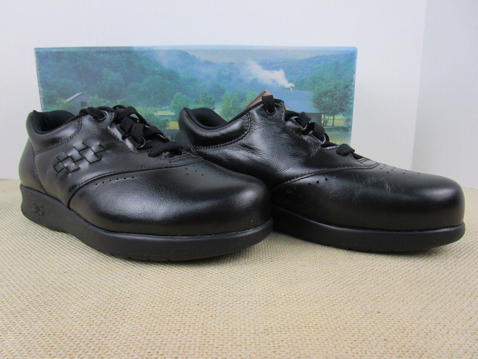 SAS FREETIME nero TRIPAD COMFORT scarpe donna USA MADE