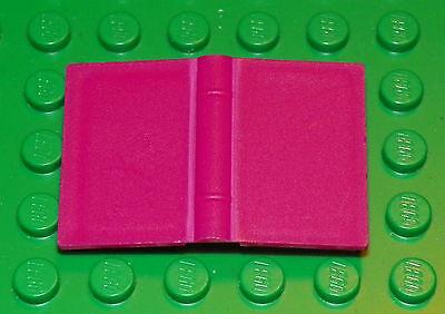 *NEW* Lego Minifig Utensil BROWN Book Harry Potter LOCK /& SOILED SPOTS Pattern