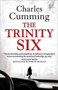 TheTrinity-Six-by-Cumming-Charles-Author-ON-Feb-03-2011-Hardback-Cumming