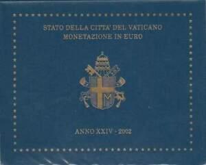 Vaticaan-Vatican-BU-set-2002-1-cent-2-euro-KMS
