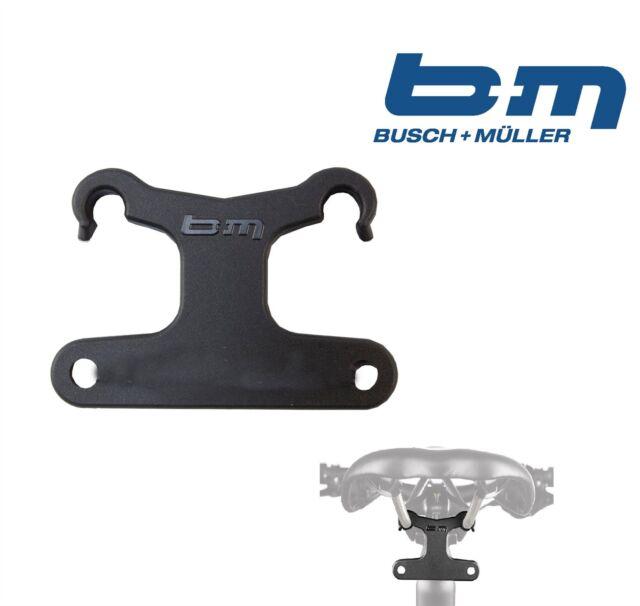Busch + Müller Bracket for Saddle Rails holder for rear lamp[  light 50 mm bike