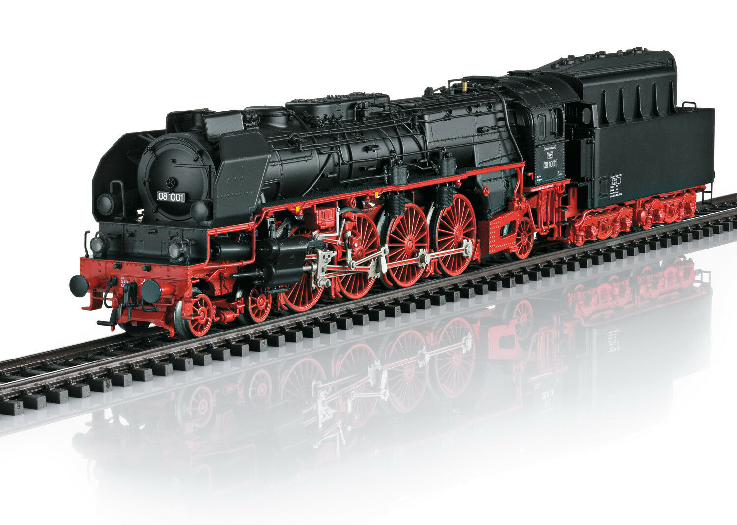 Trix 22912 locomotiva BR 08 1001 della RDT Digital MFX + Sound  neu in OVP