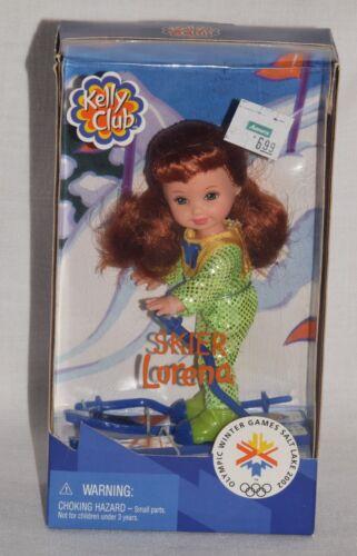 Barbie Kelly Club Doll Skier Lorena 1997 Winter Olympic Games Salt Lake NIB