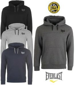 *PROMOTION* SWEAT-SHIRT EVERLAST HOMME SPORT À CAPUCHE