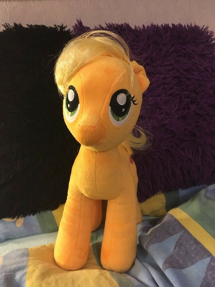 Build A Bear Workshop AppleJack My Little Pony Äpfel NEU (AUS USA)