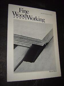 FINE WOODWORKING Magazine June 1984 No. 46, PLYWOOD BASICS
