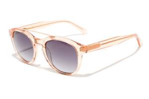 New-Epokhe-Anteka-Sunglasses-Honey-Translucent-Gold-Grey-Gradient-Lens-RRP-190