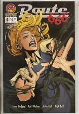 Crossgen Comics Route 666 #4 October 2002 NM
