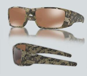 59cf23e80be New Oakley OO 9096 FUEL CELL 9096I7 Desolve Bare Camo Sunglasses ...