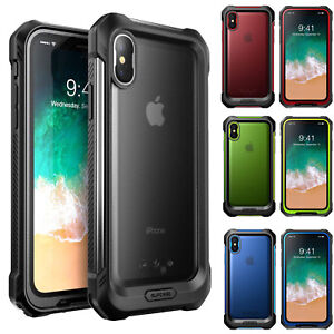 release date 6e20b ecd7a Details about iPhone X Waterproof Case SUPCASE Unicorn Beetle Storm  FullBody Cover for iPhoneX