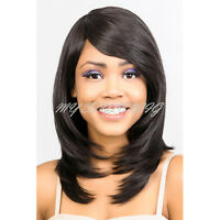 Bohemian Wig Pure Natural Synthetic Wig - Bora By Diana