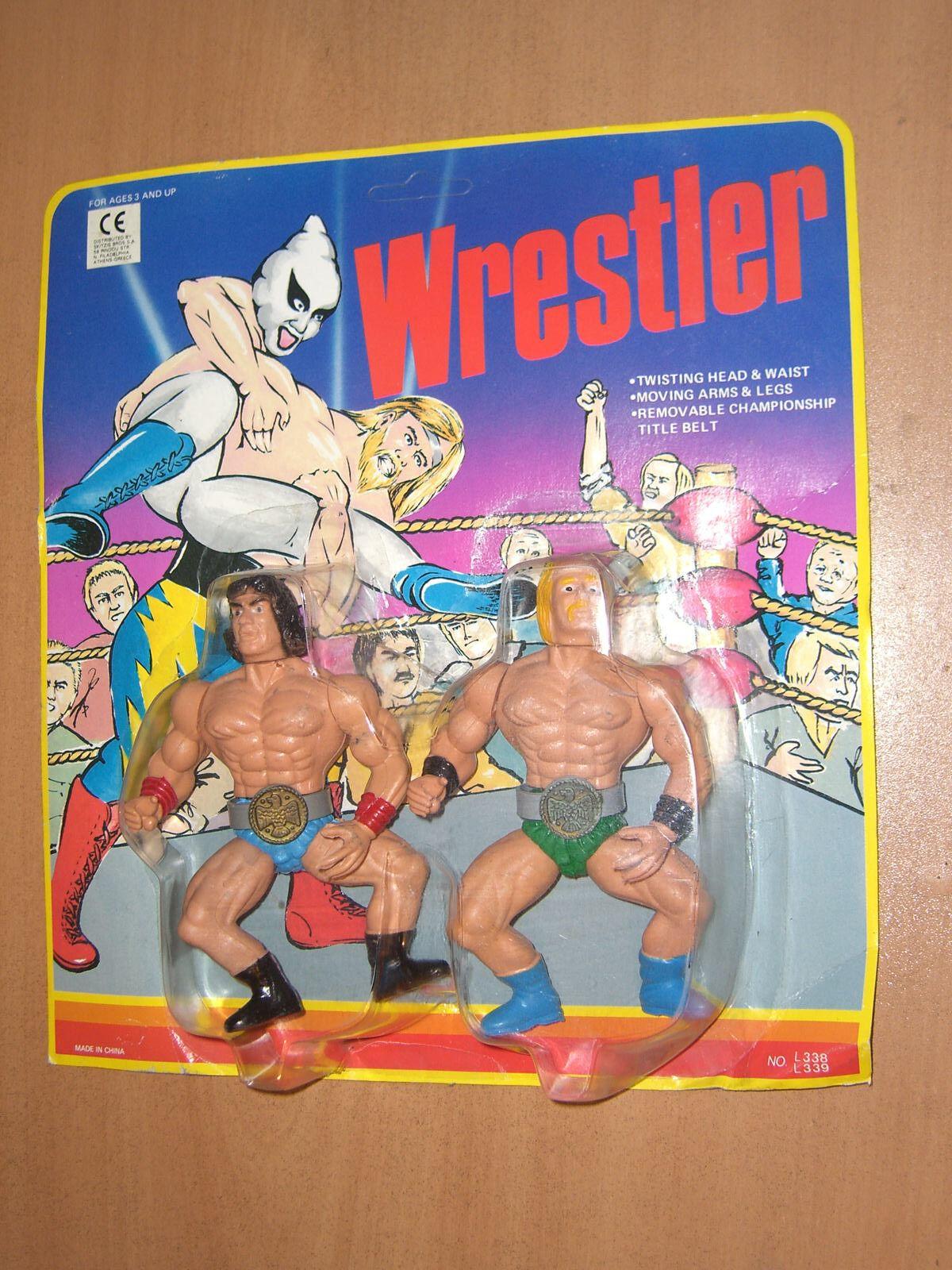 80'S VINTAGE WWF FIGURE WRESTLER CHAMPION MOC MOC MOC ULTRA RARE MOTU KO SGI 11 bf79e9