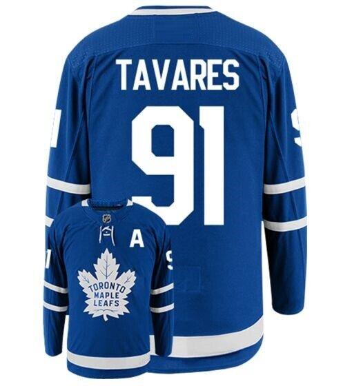 JOHN TAVARES TORONTO MAPLE LEAFS 2019 Jersey Eis hockey NHL Trikot