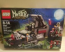 OPEN BOX Good DEAL! LEGO Monster Fighters The Vampyre Hearse 9464