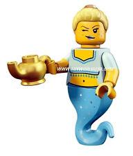 Lego Mini Figure #71007 #15 GENIE Series12 Includes Poster & Online Code