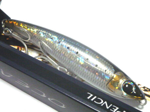 New  SHIMANO  OCEA  PENCIL  115 XS  Extra Sinking  60g  #01T  Made in Japan