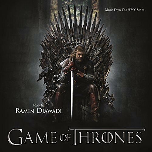 1 von 1 - GAME OF THRONES - SOUNDTRACK by Ramin Djawadi – Music From The HBO Series CD