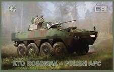 IBG Models 1/35 KTO Rosomak Polish APC #35033 *New Release*