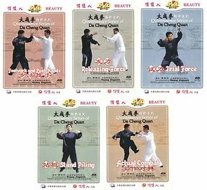 Quintessence-Series-Of-Da-Cheng-Quan-Yi-Quan-by-Huang-Jingwen-5DVDs